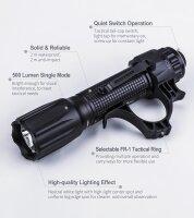 Nextorch TA01 500lm LED Taschenlampe