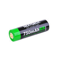 Nextorch 14500 (USB) Akku